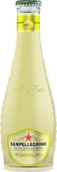 Italian Sparkling Drinks Pompelmo Fles