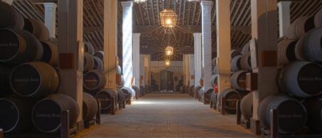 Tiopepe wijnkelder